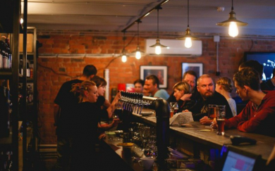Startup Community Drinkup | Moscow