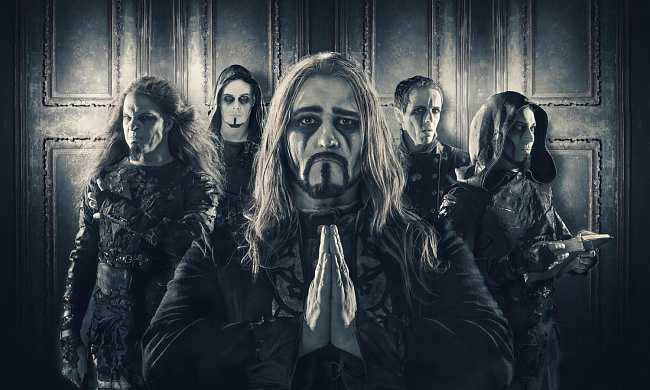 Концерт группы Powerwolf в Санкт-Петербурге