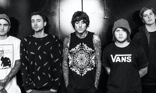 Концерт Bring Me The Horizon в Москве