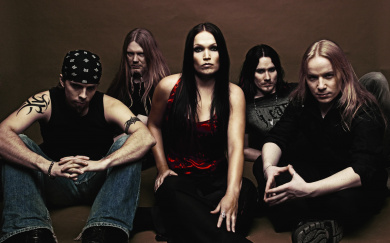 Концерт группы Nightwish в Москве