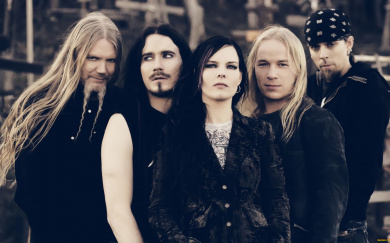 Концерт группы Nightwish в Питере