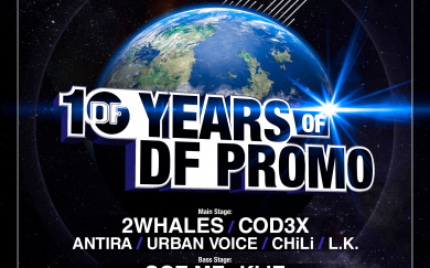 10 Years of DF Promo