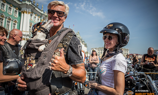 "Фестиваль ""St.Petersburg Harley Days 2019"""