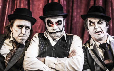 Концерт The Tiger Lillies