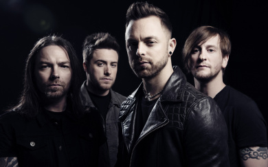 Концерт группы Bullet For My Valentine