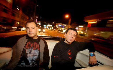Концерт The Crystal Method (USA) «20 Years Tour!»