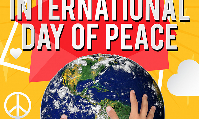 Вечеринка INTERNATIONAL DAY OF PEACE