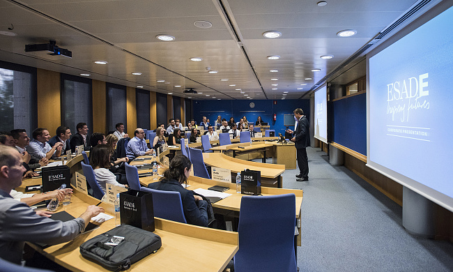 ESADE Business School в Москве
