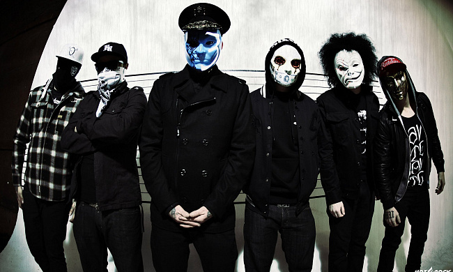 Концерт HOLLYWOOD UNDEAD в Москве