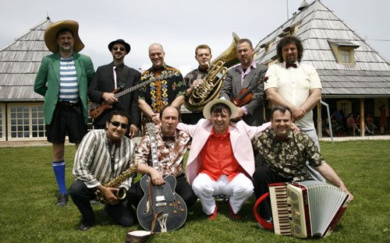 Концерт Emir Kusturica & The No Smoking Orchestra в Петербурге