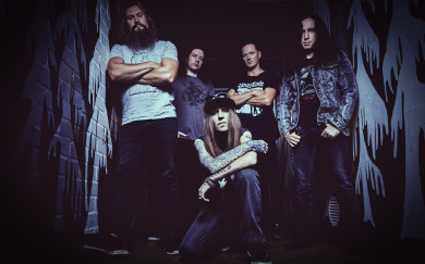 Концерт группы Children of Bodom в Петербурге