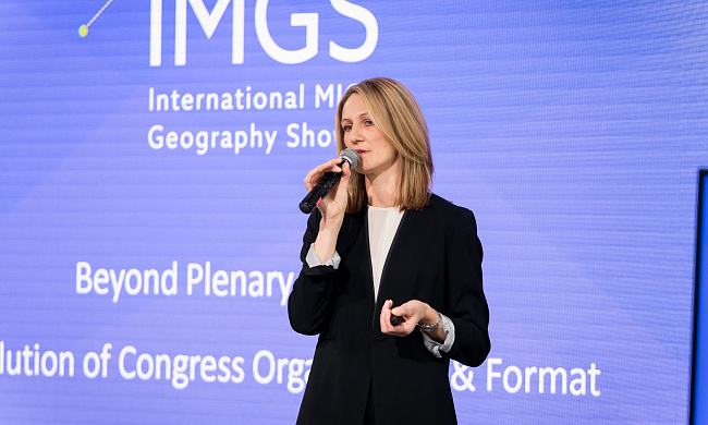 International MICE Geography Show 2019
